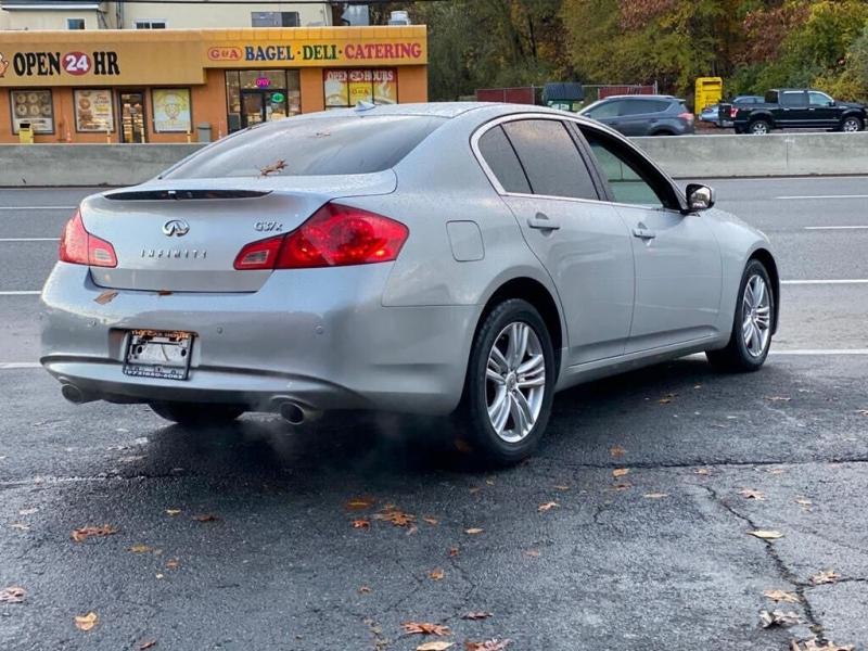 Infiniti G37 Sedan 2012 price $8,995