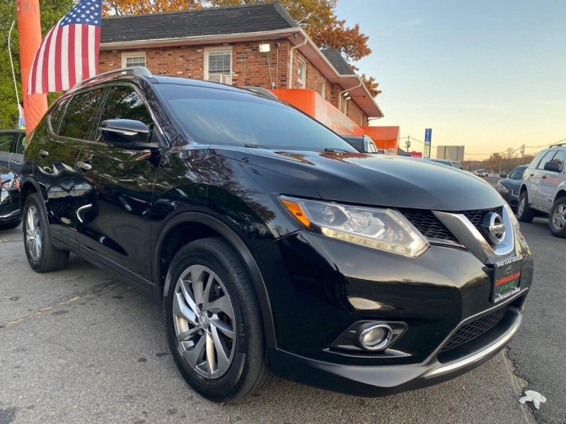 Nissan Rogue 2014 price $14,995