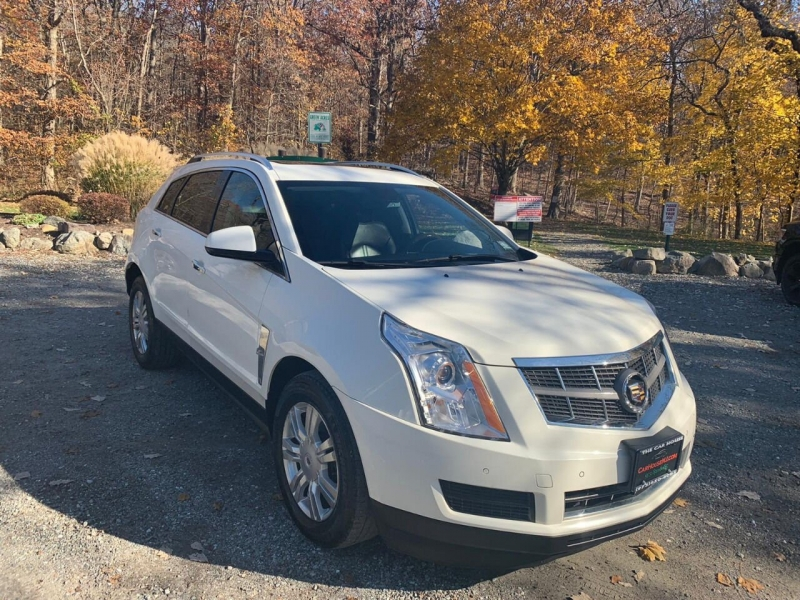 Cadillac SRX 2012 price $5,995