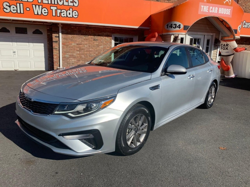 Kia Optima 2020 price $15,995