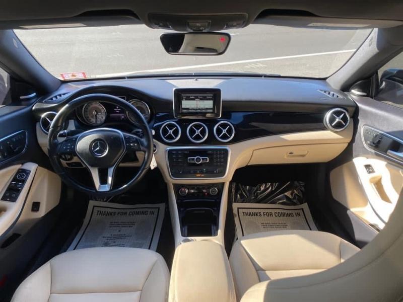 Mercedes-Benz CLA 2014 price $17,995