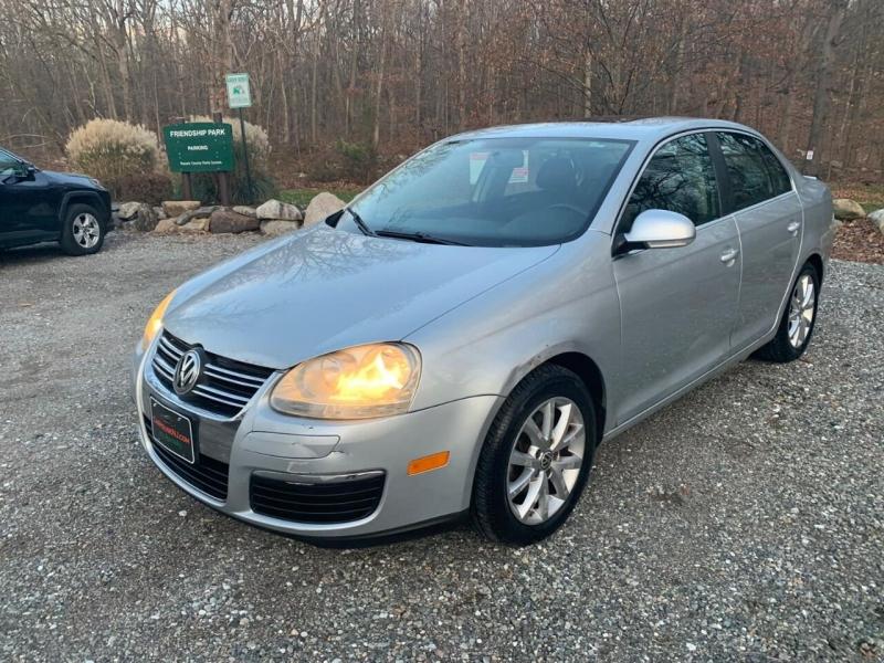 Volkswagen Jetta 2008 price $3,495
