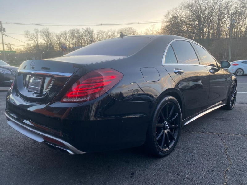 Mercedes-Benz S-Class 2015 price $49,995