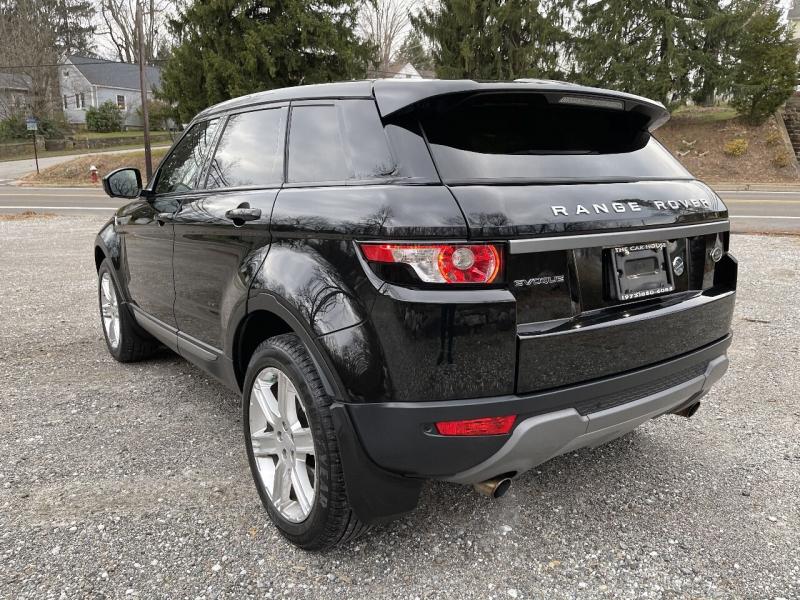 Land Rover Range Rover Evoque 2015 price $19,995