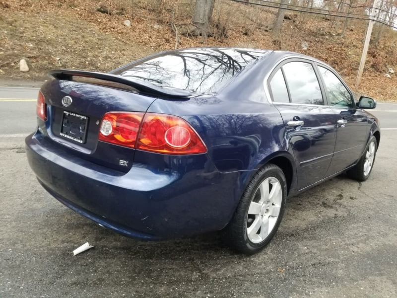 Kia Optima 2007 price $2,495