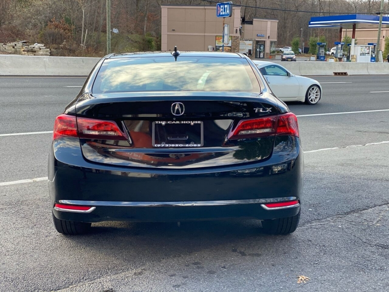 Acura TLX 2015 price $12,995