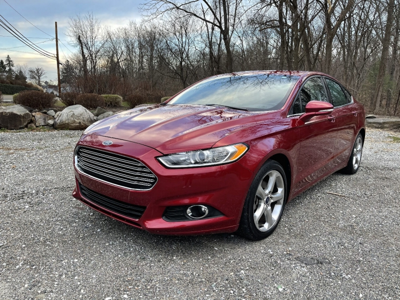 Ford Fusion 2014 price $7,995