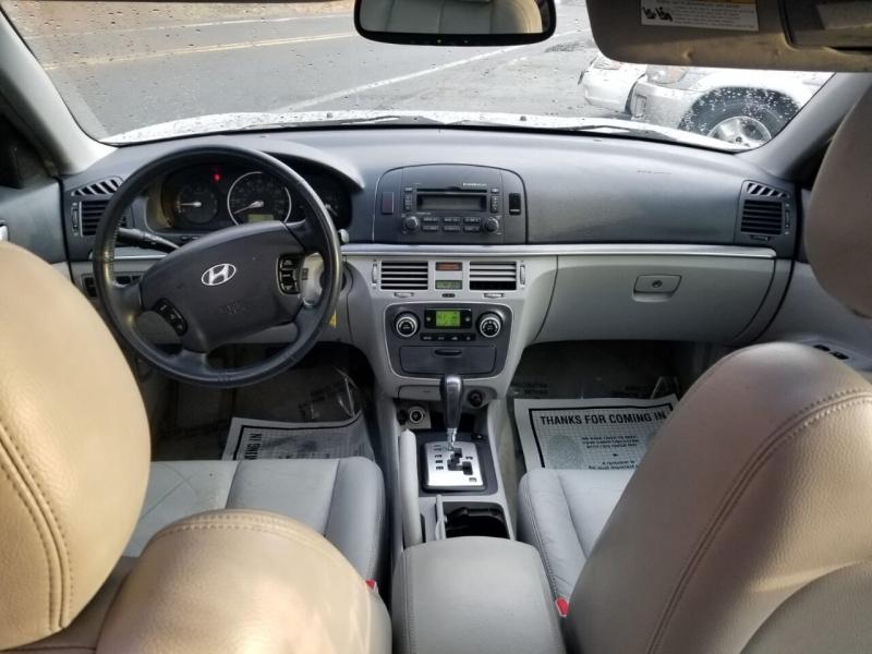 Hyundai Sonata 2006 price $2,495