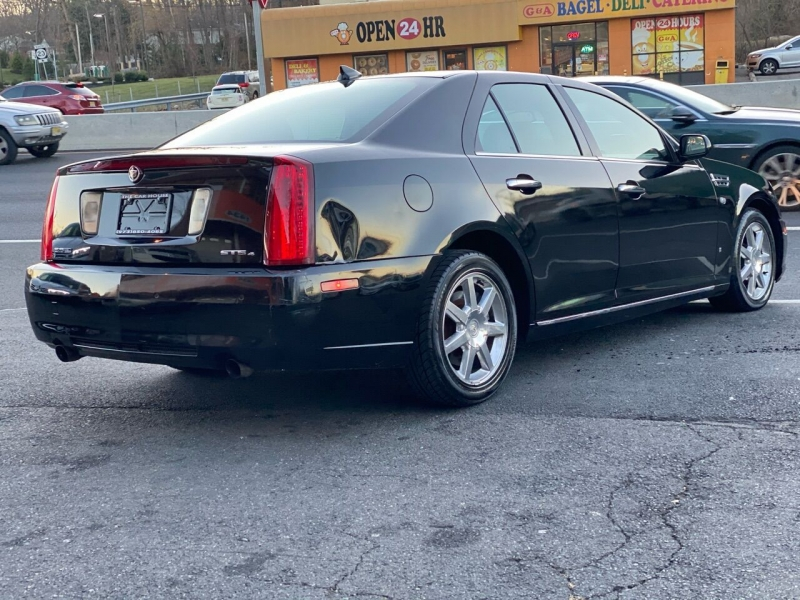 Cadillac STS 2009 price $5,995