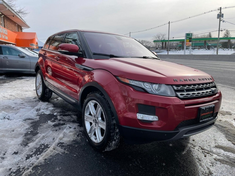 Land Rover Range Rover Evoque 2013 price $15,995