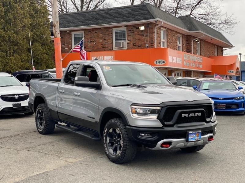 RAM Ram Pickup 1500 2019 price $37,995