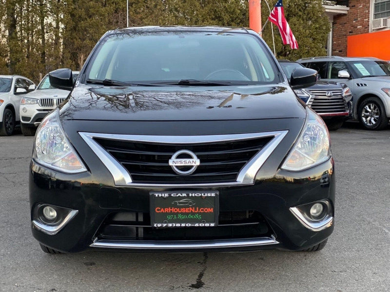 Nissan Versa 2017 price $7,116