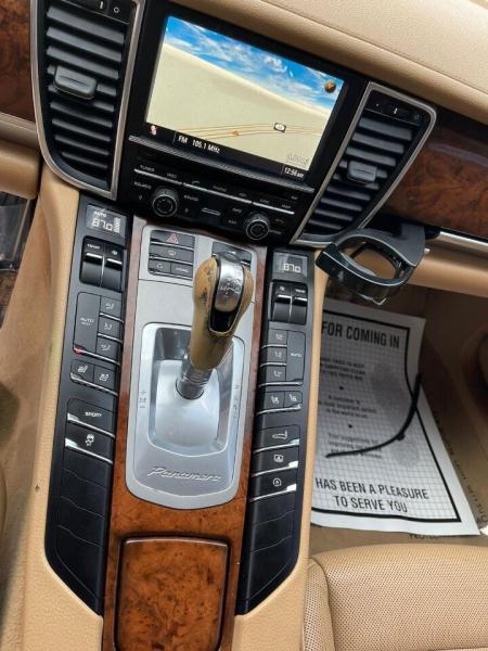 Porsche Panamera 2012 price $24,995