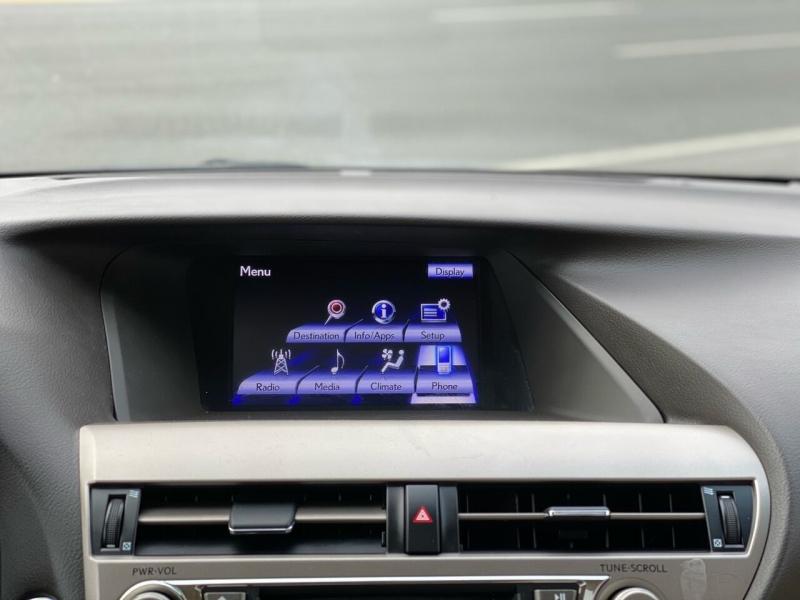 Lexus RX 350 2013 price $15,995