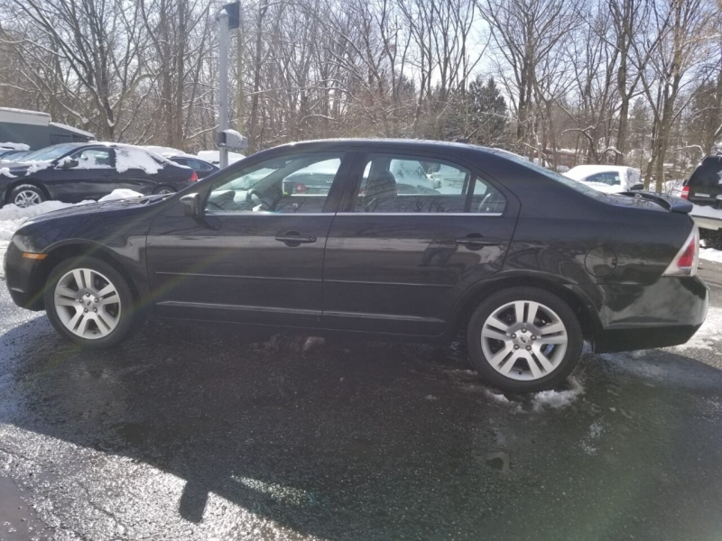 Ford Fusion 2007 price $1,695