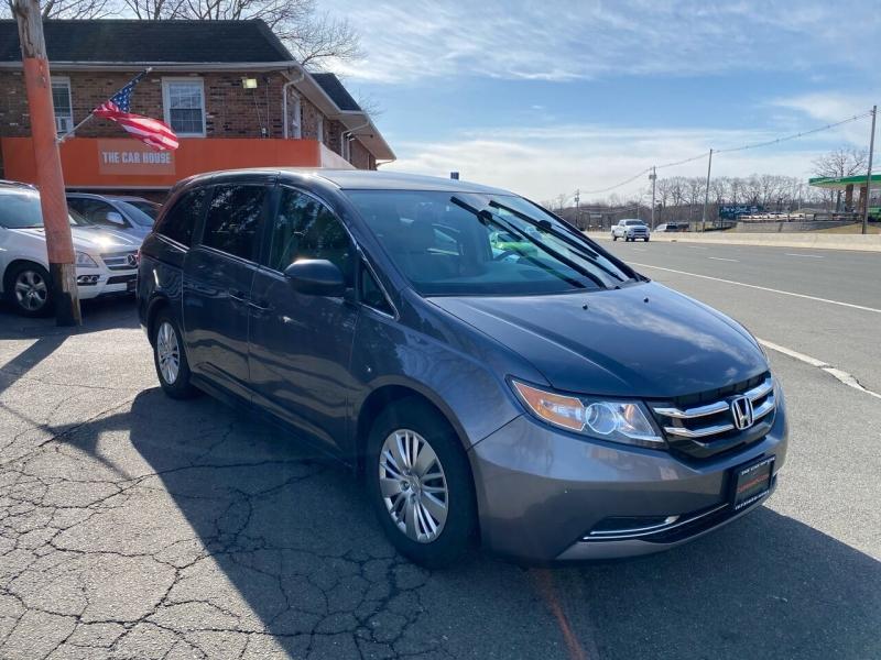 Honda Odyssey 2017 price $14,995