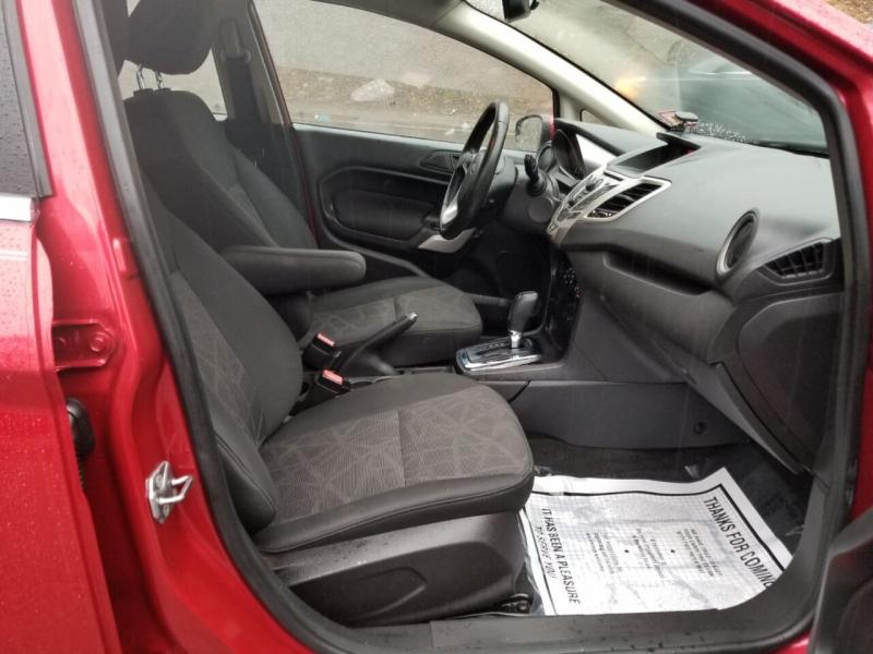 Ford Fiesta 2012 price $4,995