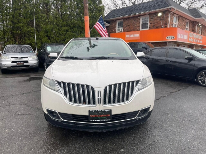 Lincoln MKX 2012 price $6,995