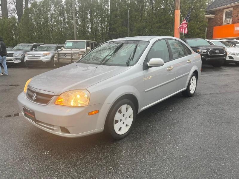 Suzuki Forenza 2007 price $2,495