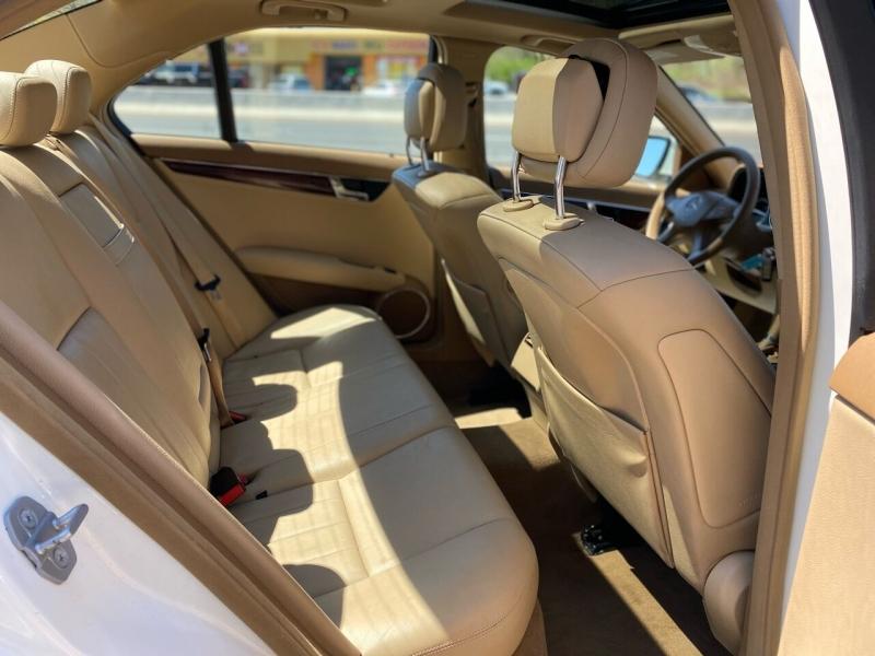 Mercedes-Benz C-Class 2008 price $7,995