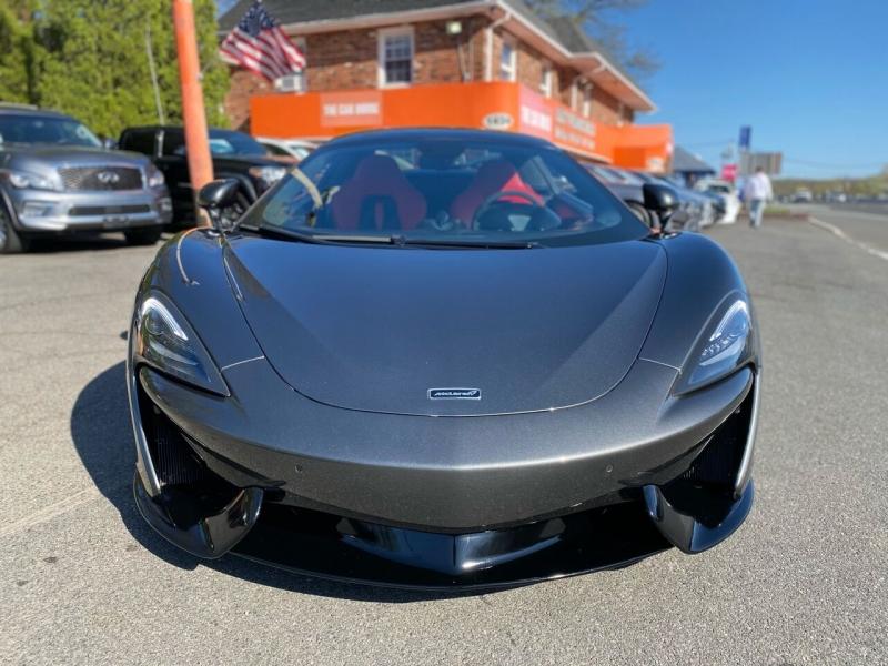 McLaren 570S Spider 2019 price $169,995