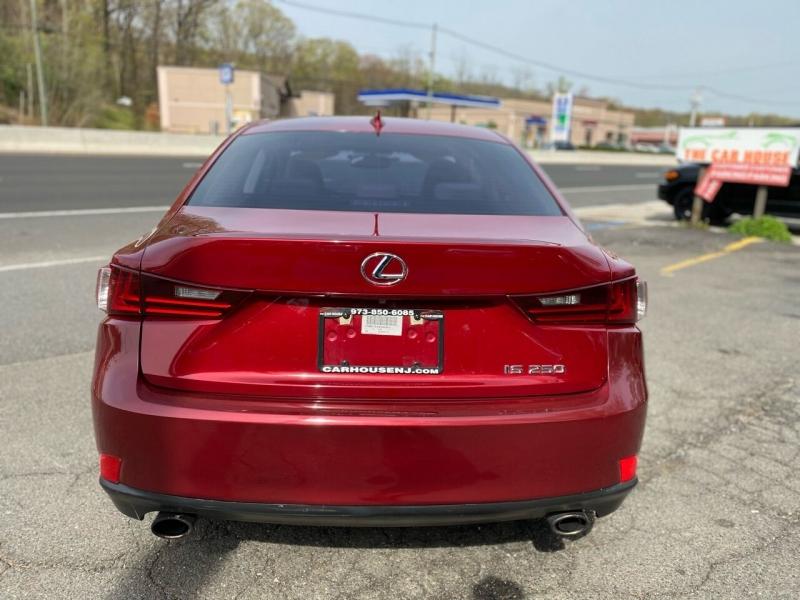 Lexus IS 250 2014 price $21,995