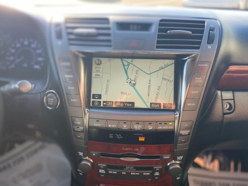 Lexus LS 460 2008 price $9,995