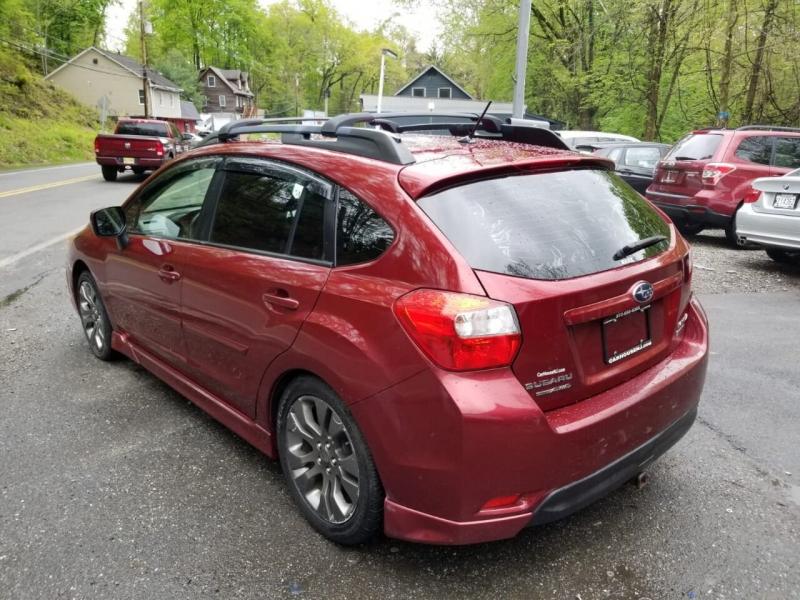 Subaru Impreza 2012 price $5,995