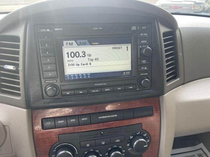 Jeep Grand Cherokee 2007 price $5,995