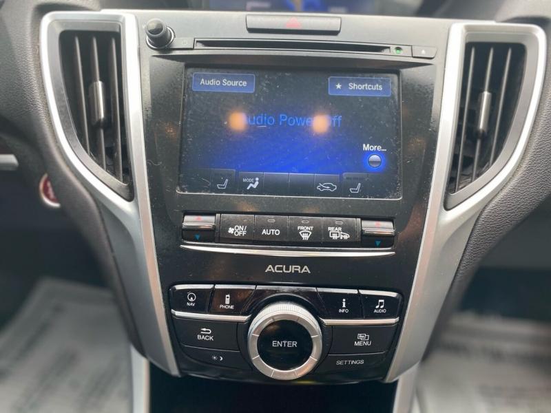 Acura TLX 2015 price $9,995