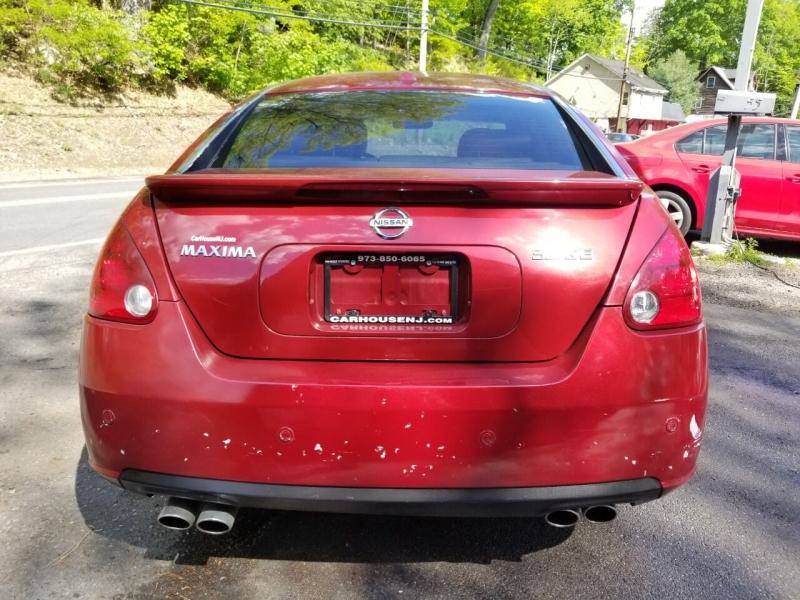 Nissan Maxima 2007 price $4,495