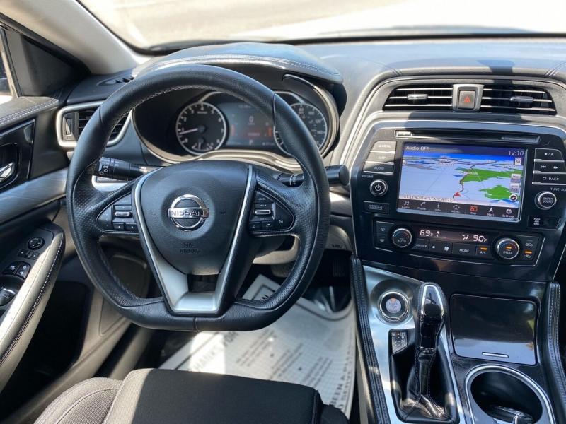 Nissan Maxima 2018 price $22,995
