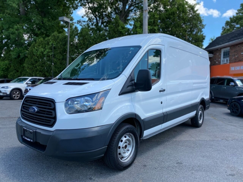 Ford Transit Cargo 2016 price $25,995