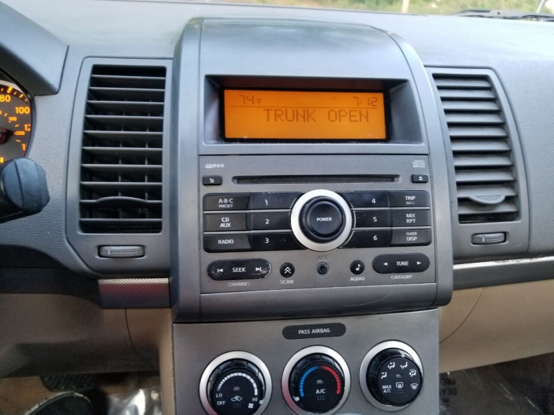 Nissan Sentra 2008 price $2,495