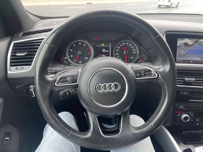 Audi Q5 2017 price $21,995