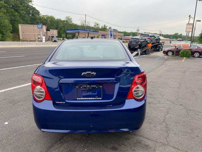 Chevrolet Sonic 2012 price $3,995