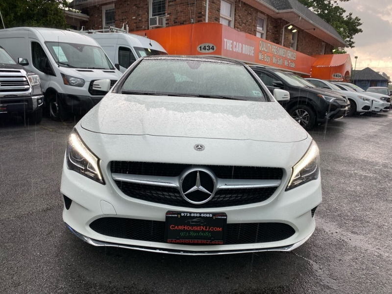 Mercedes-Benz CLA 2019 price $27,995