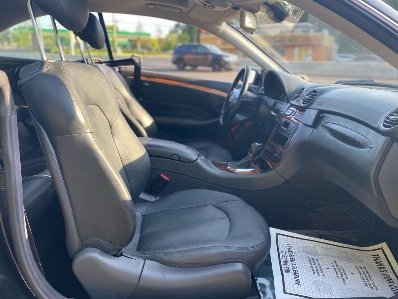 Mercedes-Benz CLK 2004 price $4,995