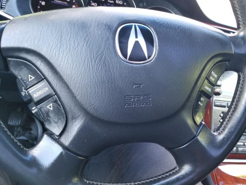 Acura RL 2004 price $4,995
