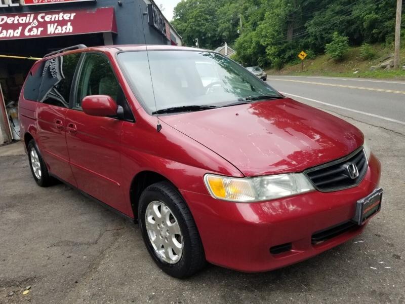 Honda Odyssey 2003 price $2,495