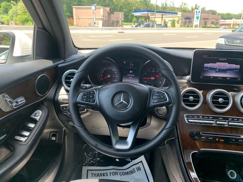 Mercedes-Benz GLC 2018 price $27,995