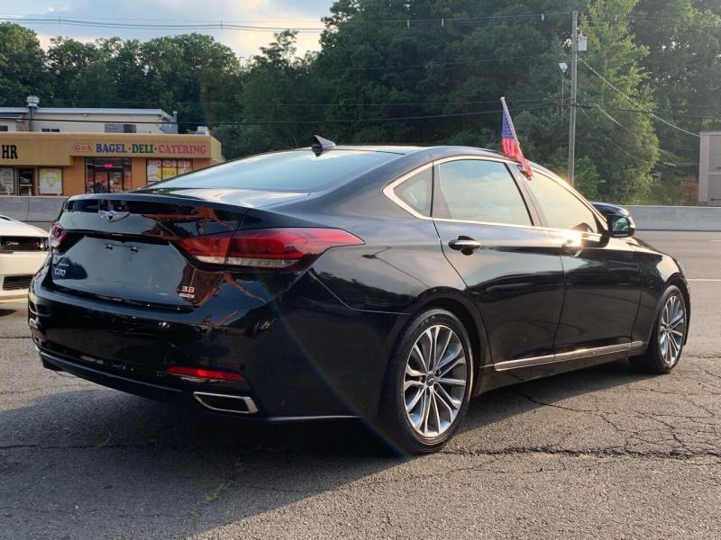 Genesis G80 2017 price $18,995