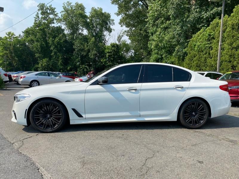 BMW 5 Series 2018 price $49,995