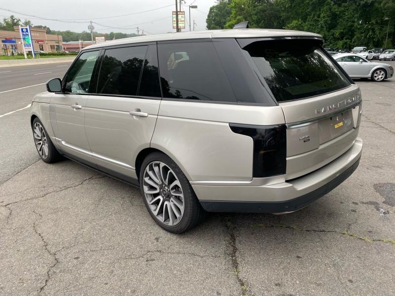 Land Rover Range Rover 2020 price $119,995