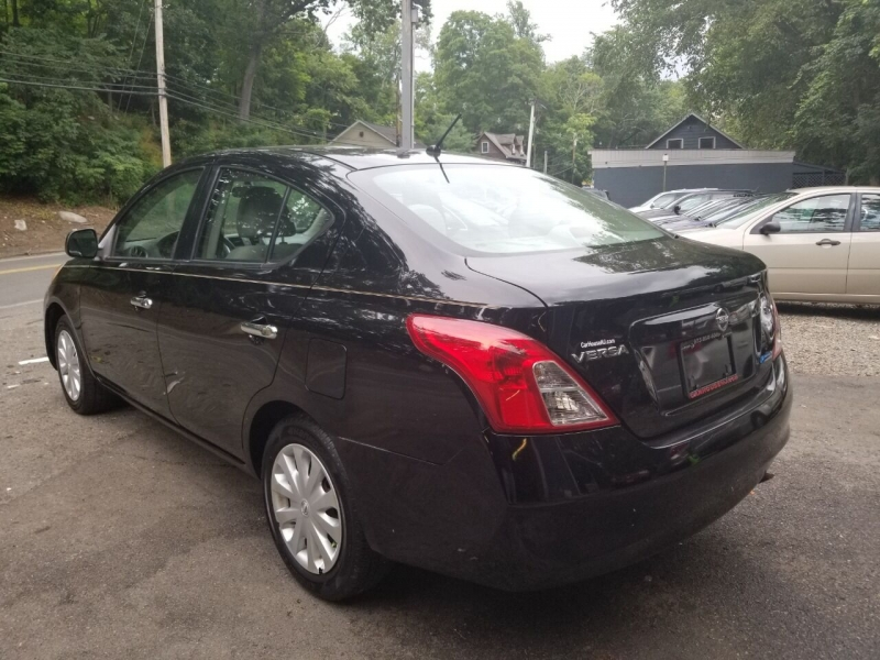 Nissan Versa 2012 price $2,995