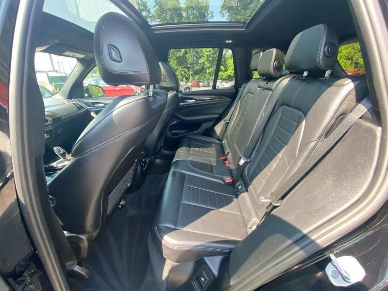 BMW X3 2018 price $32,995