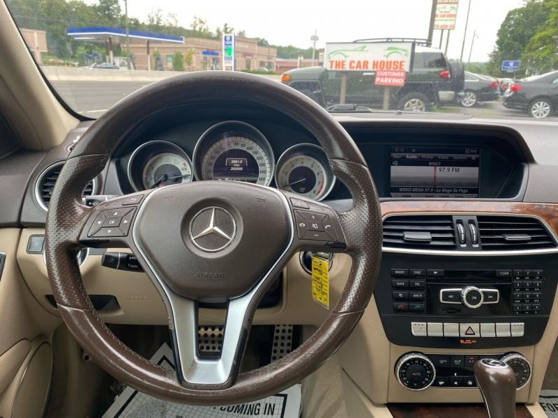 Mercedes-Benz C-Class 2013 price $7,995