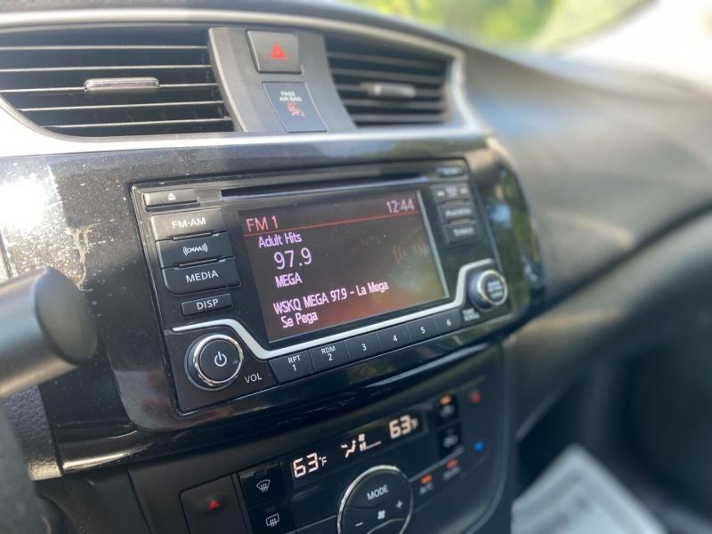 Nissan Sentra 2018 price $13,995