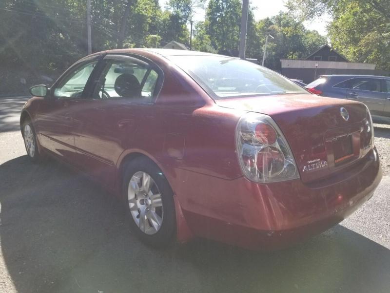 Nissan Altima 2005 price $1,295