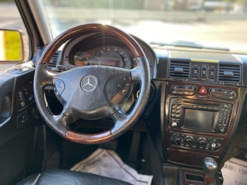 Mercedes-Benz G-Class 2003 price $39,995